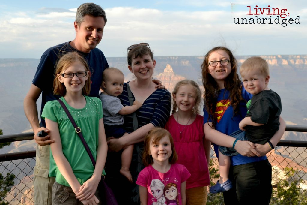 living unabridged family 2016