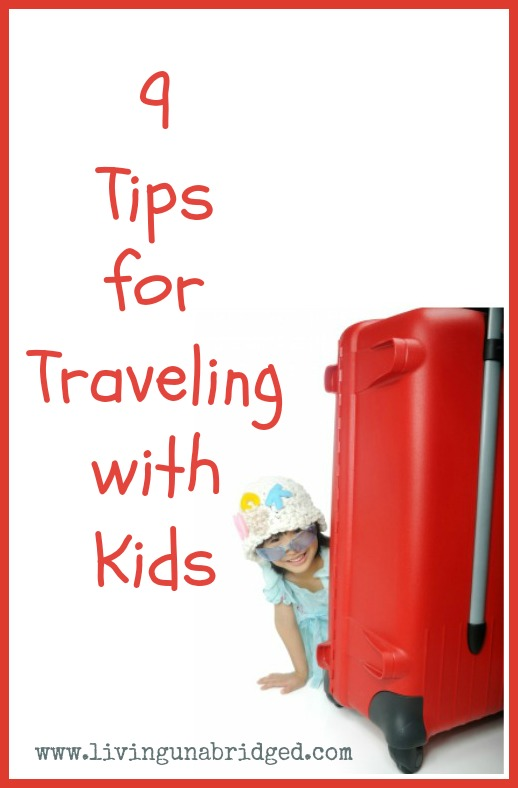 9 tips for travel with kids