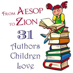 31 authors children love: alexandra day