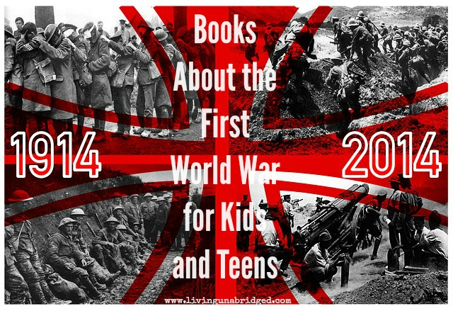 first world war books