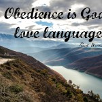 Words on Wednesday – God's Love Language