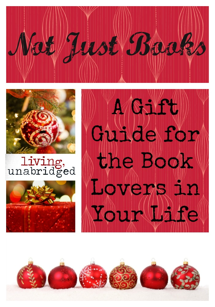 not just books: gifts for book lovers