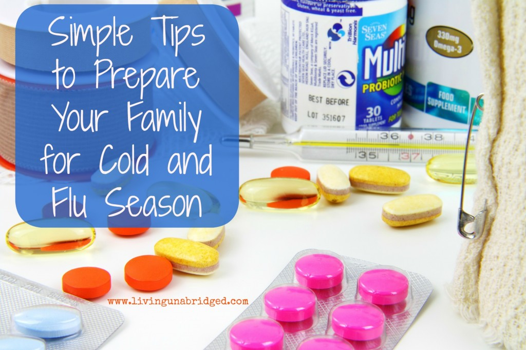 simple tips cold and flu