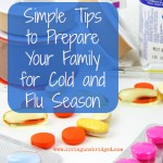 Simple Tips to Prepare Your Family for Cold & Flu Season
