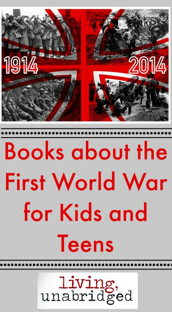 ww1 books pin