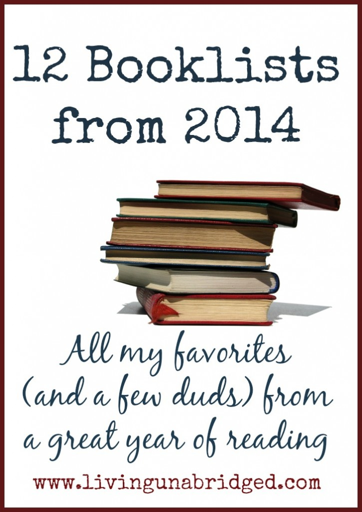 12 booklists 2014