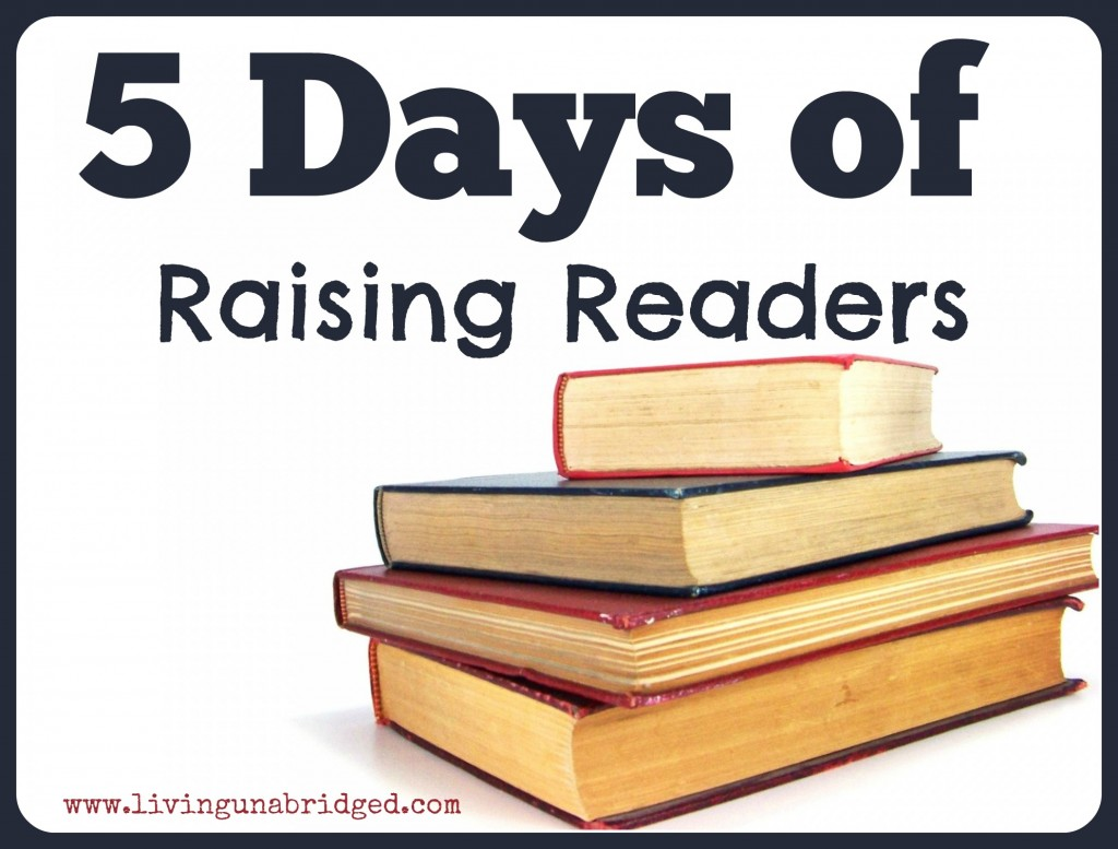5 days raising readers