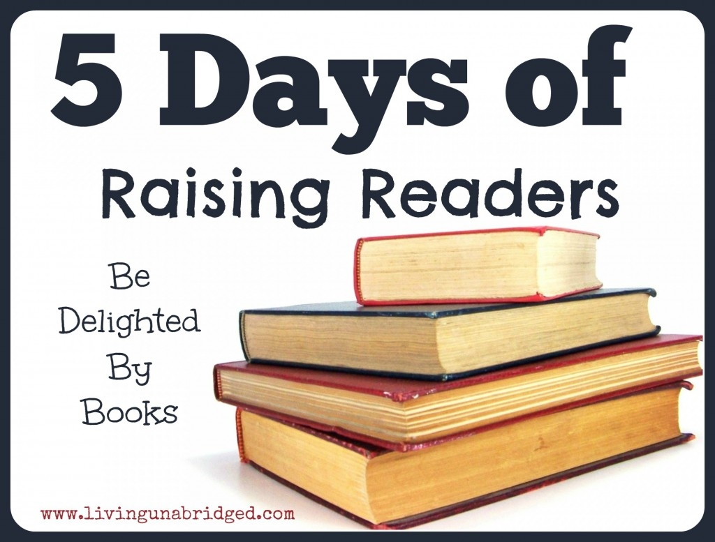 5 days raising readers be delighted