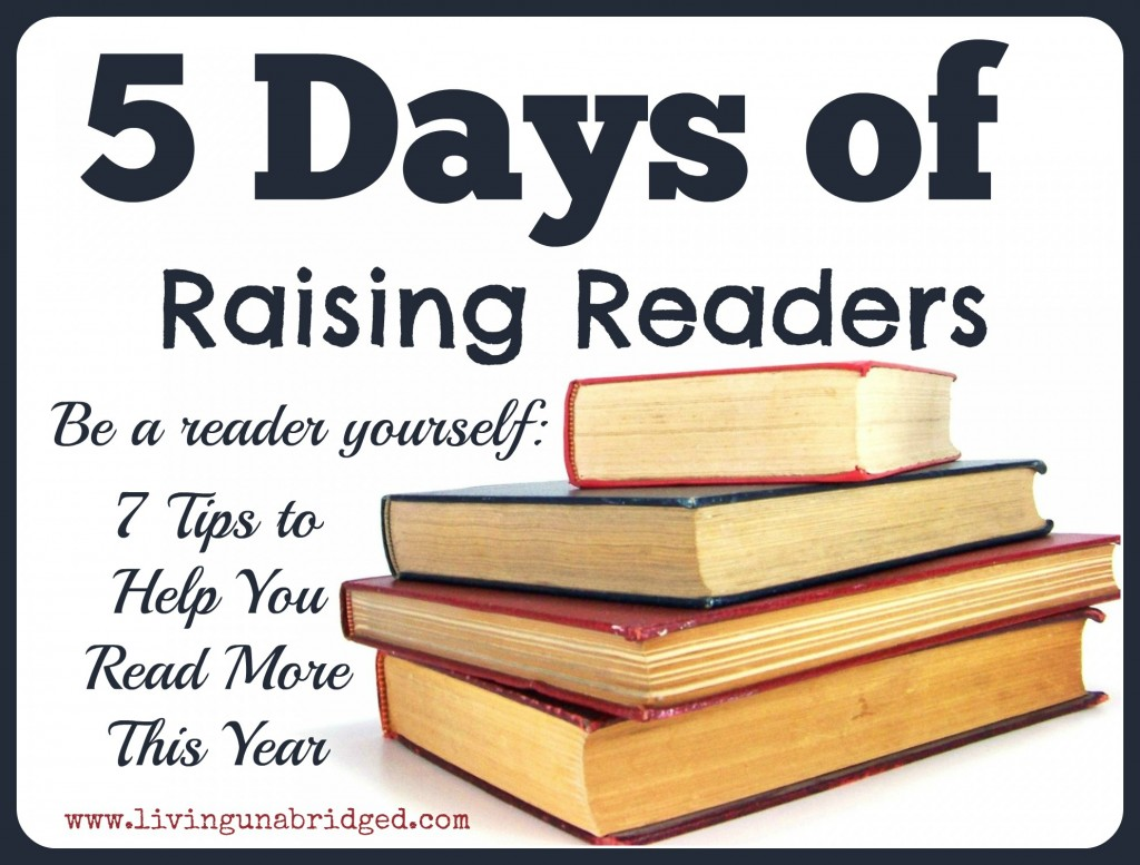 5 days raising readers read yourself
