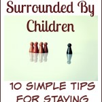 Introvert Mom Surrounded by Children: Tips for Staying Sane