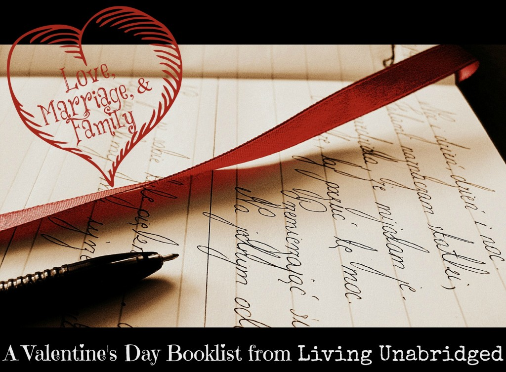 love marriage family booklist