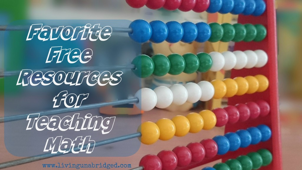 free resources teaching math