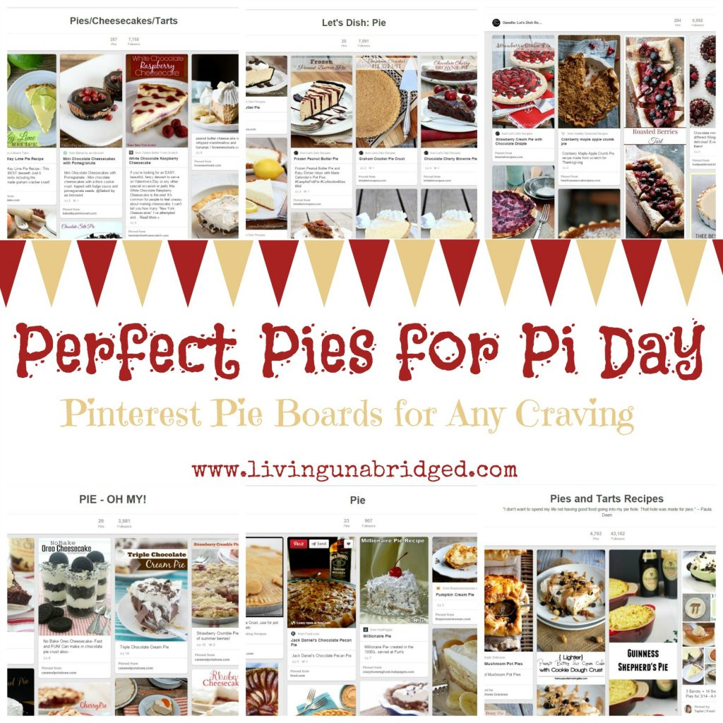 perfect pies for pi day
