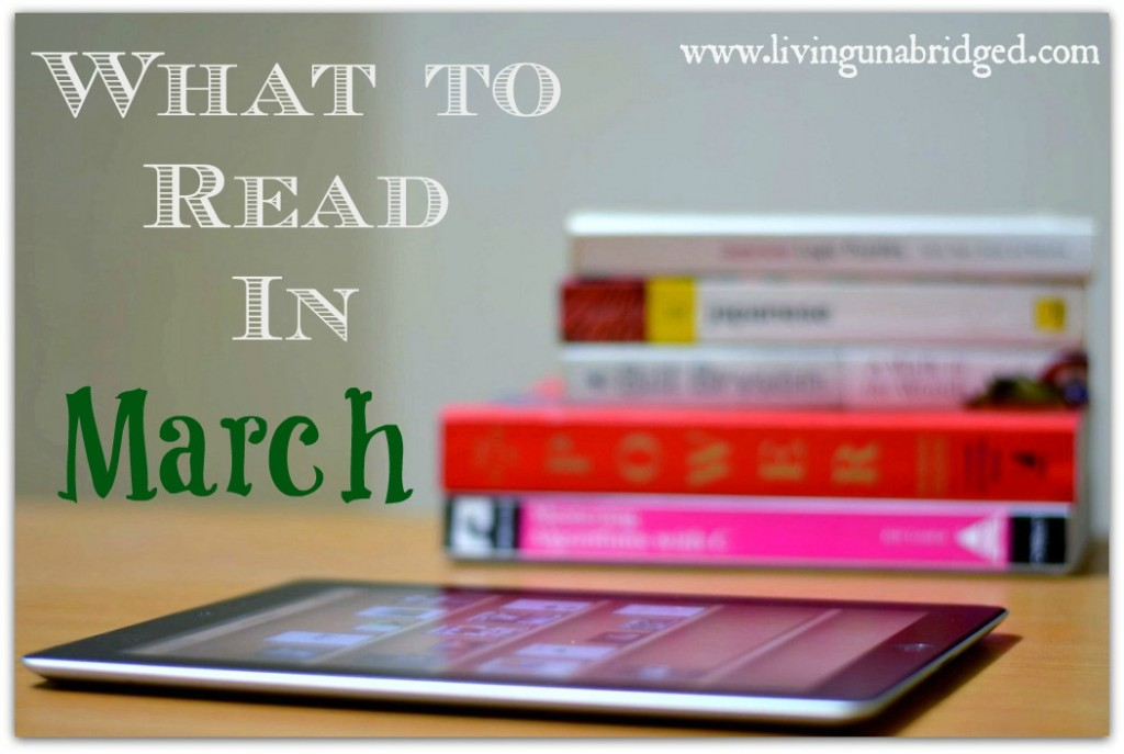 what to read in march