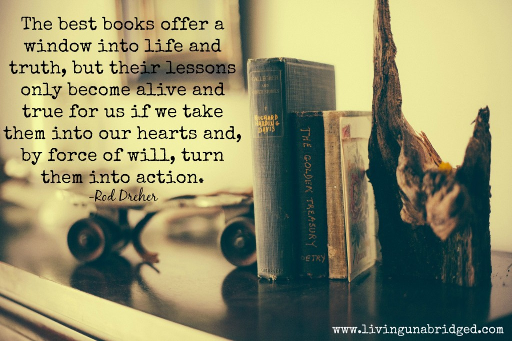 the best books offer a window into life and truth