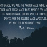 Words on Wednesday – The Dead Made Living