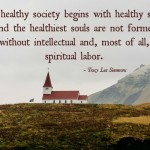 Words on Wednesday – Healthy Societies