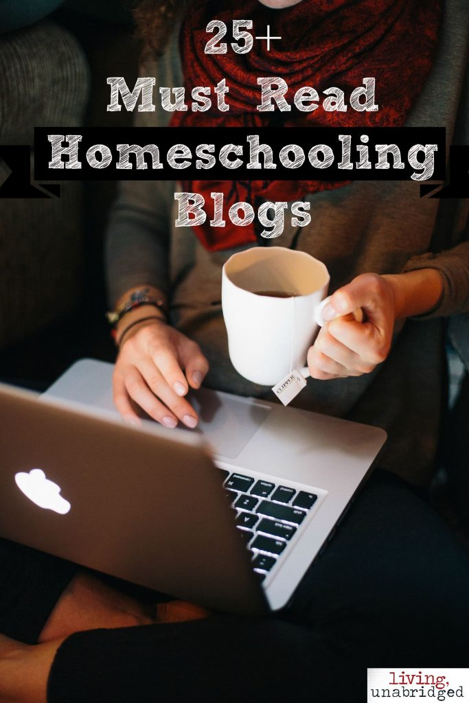 must read homeschooling blogs