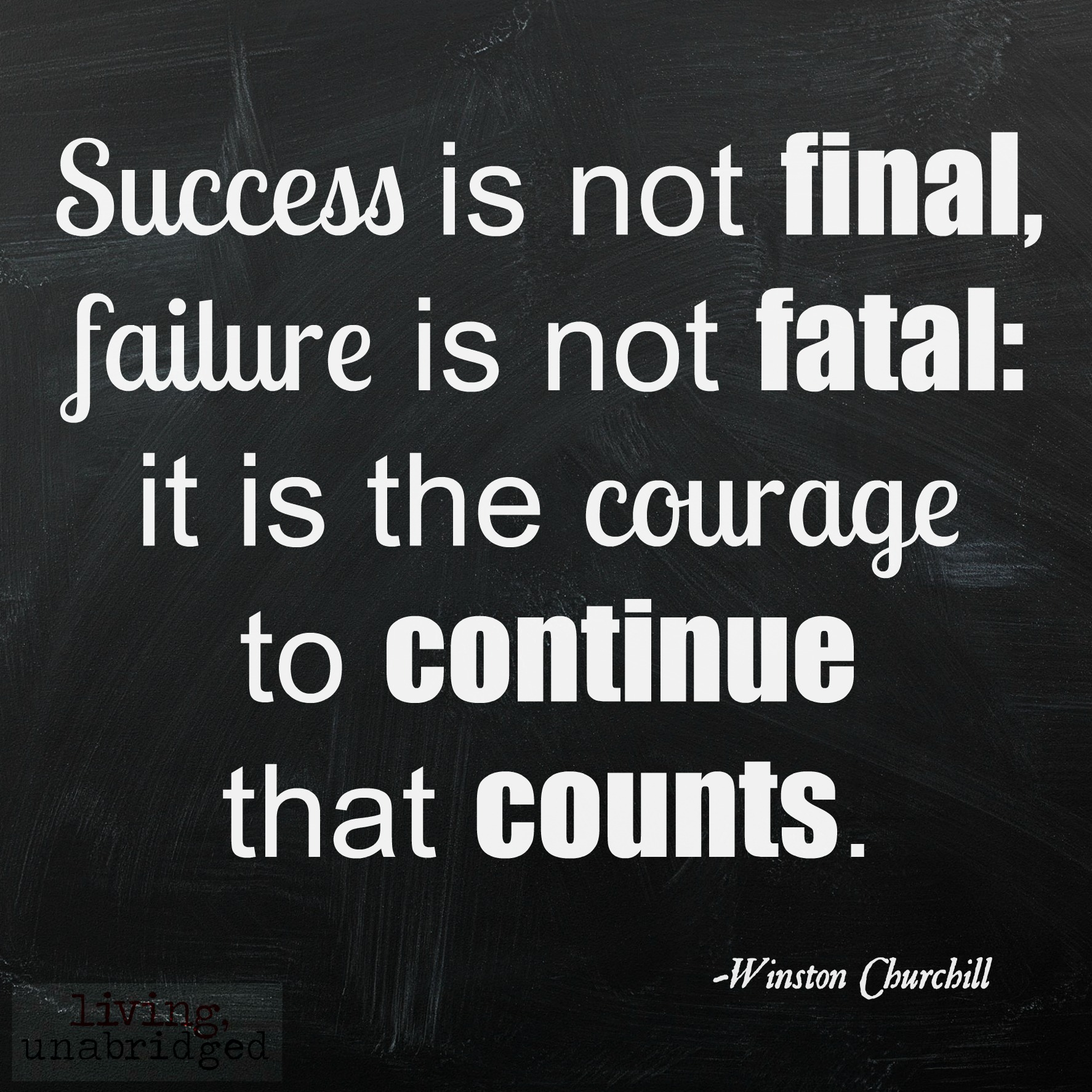 Churchill Quotes For When Youu0027re Discouraged: