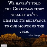 Words on Wednesday – The Christmas Story