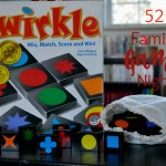 52 Family Game Nights: Qwirkle
