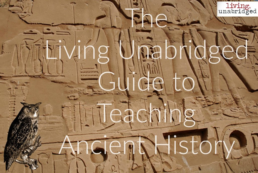 teaching ancient history