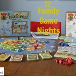 52 Family Game Nights: Settlers of Catan
