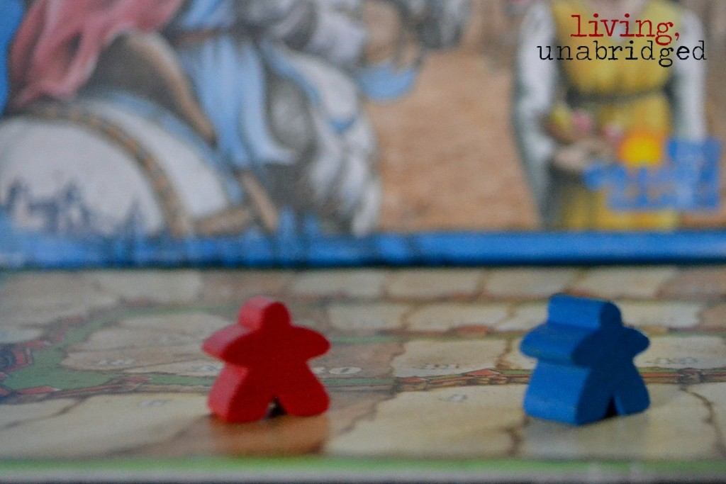 carcassonne meeples