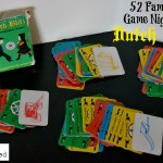 52 Family Game Nights: Dutch Blitz
