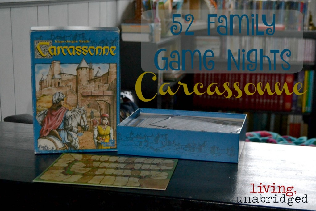 family game night carcassonne