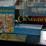 52 Family Game Nights: Carcassonne