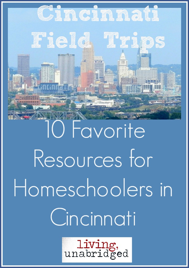 homeschool fieldtrips cincinnati