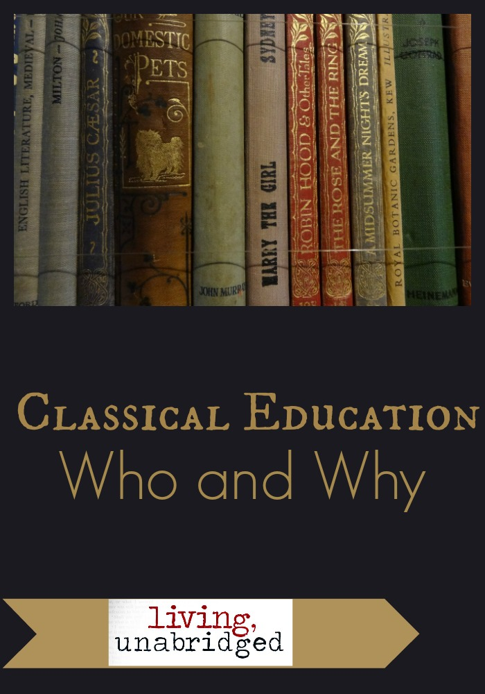 classical education pin