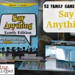 52 Family Game Nights: Say Anything