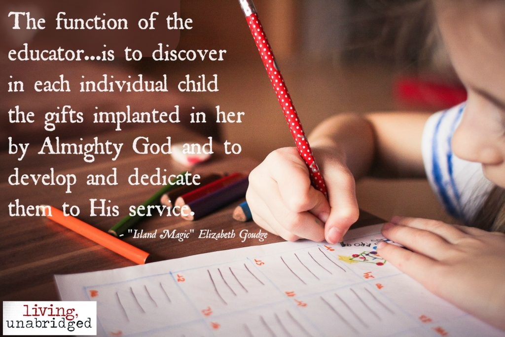 function of the educator