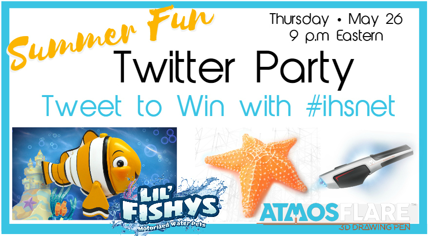 summer fun twitter party