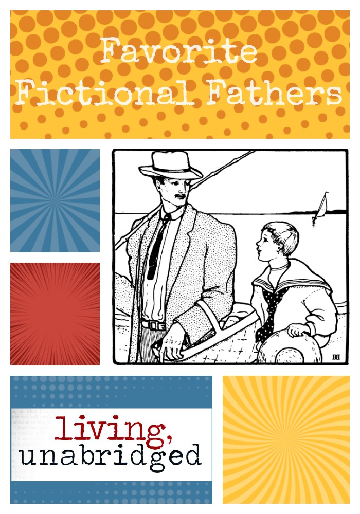 favorite fictional fathers