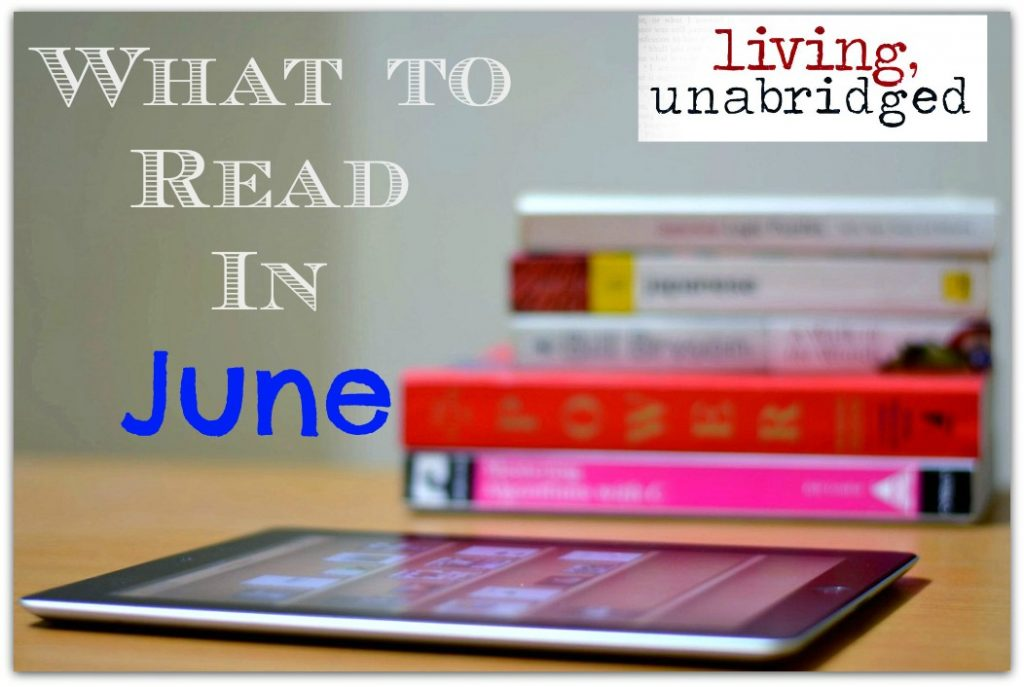 what to read in june