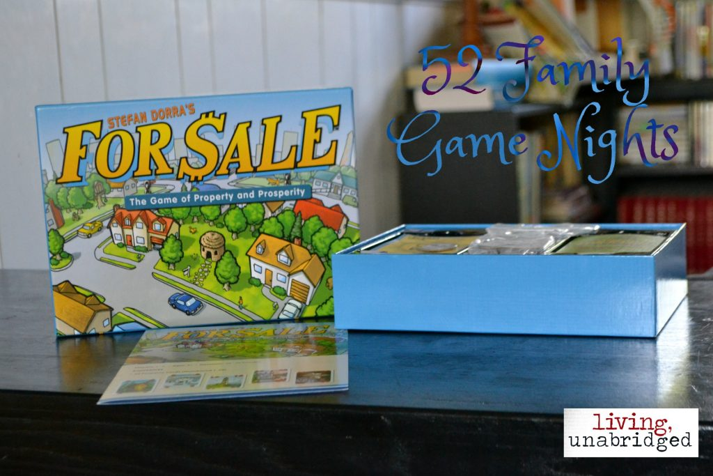 family game night for sale