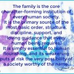 Words on Wednesday: Family Forms Character
