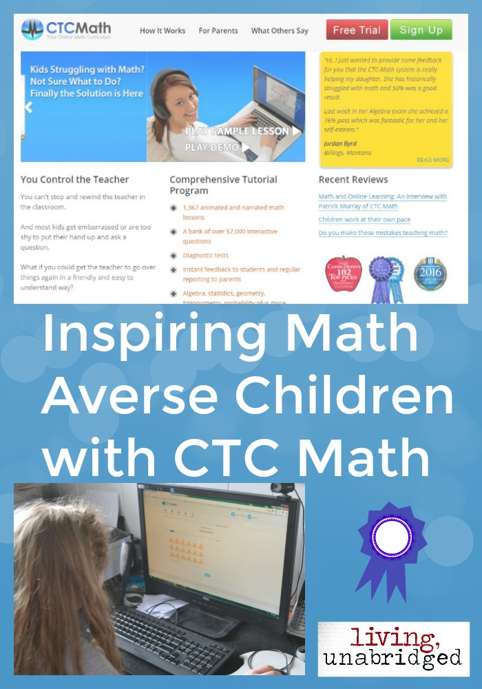 ctc math program