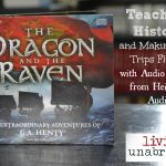 Audio Drama: The Dragon and the Raven