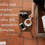 Words on Wednesday – On Transformation
