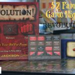 52 Family Game Nights – Revolution!