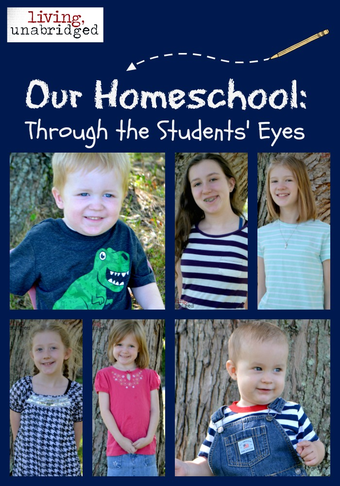 homeschool students interviews