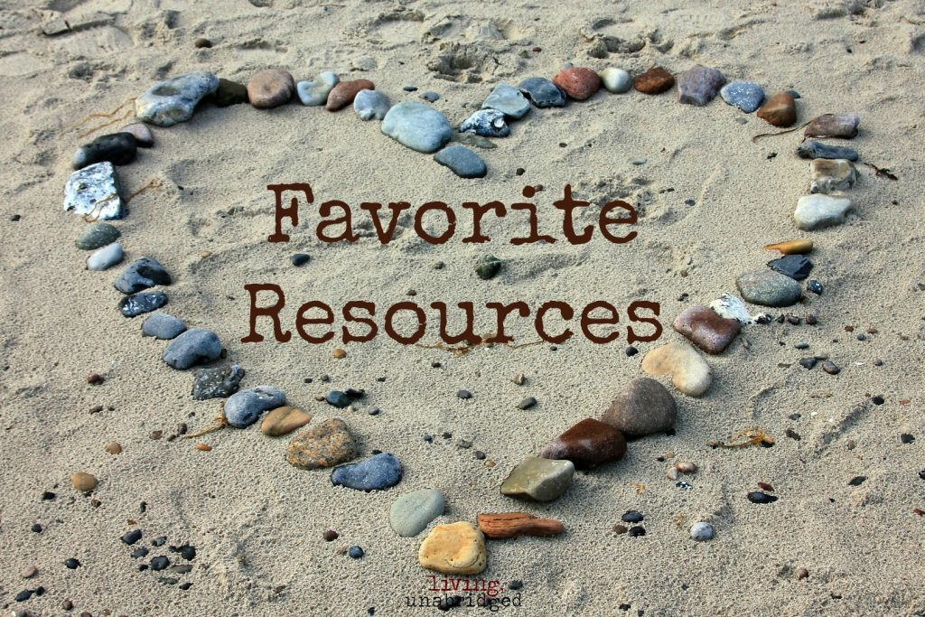 favorite resources