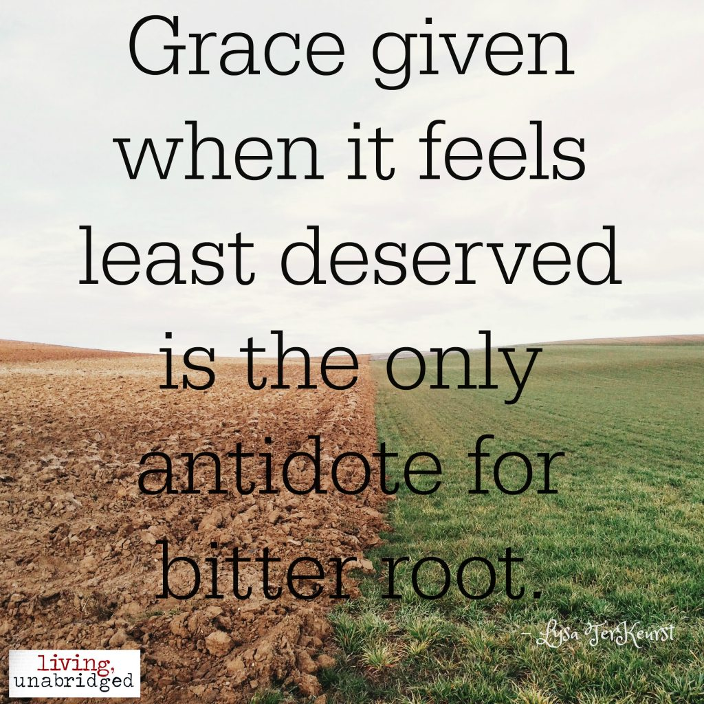 grace given