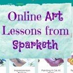 Online Art Lessons for Kids and Teens