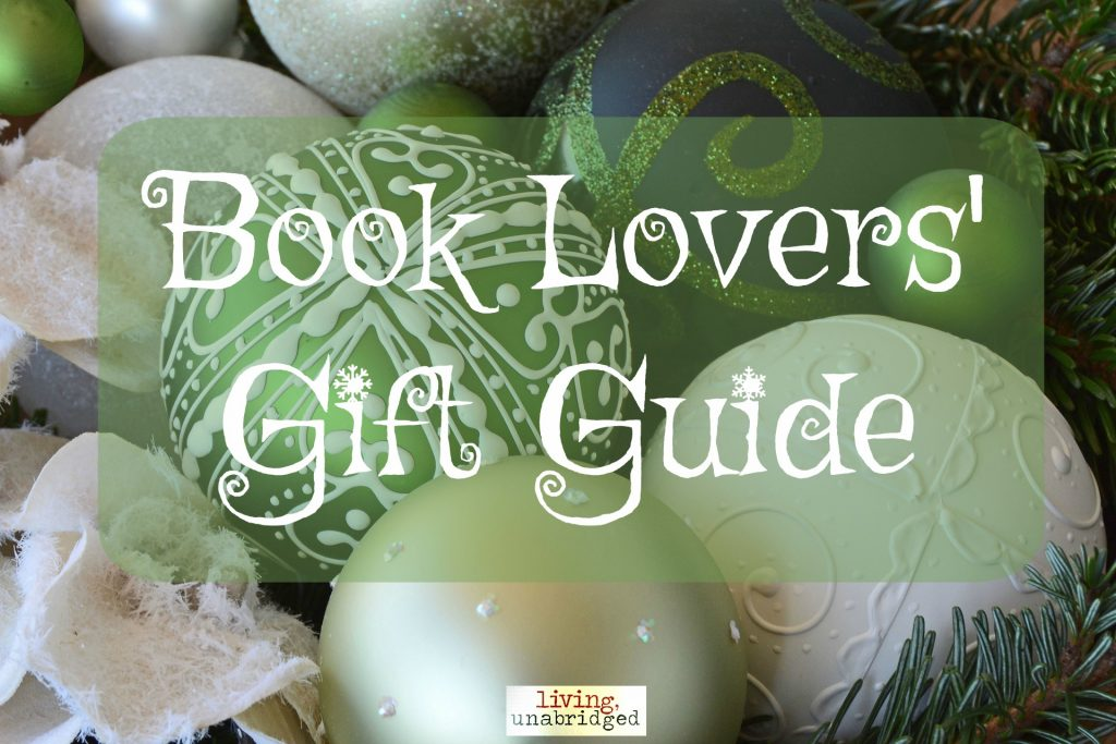 book lovers gift guide 2016