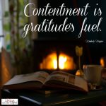 Words on Wednesday – Contentment